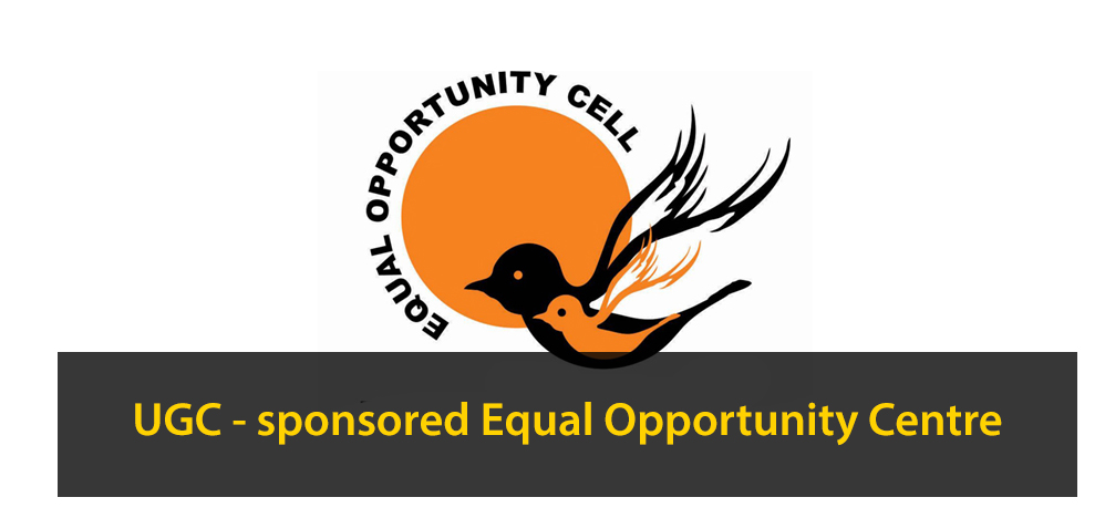 UGC - sponsored Equal Opportunity Centre